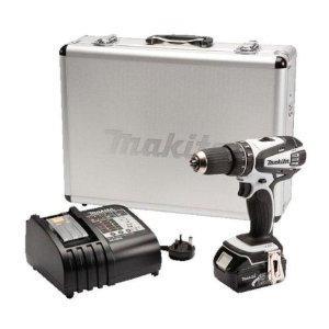 Makita BHP456RFWX Akku Schlagbohrschrauber mit 18 Volt und 3,0 Ah Akku inkl Alukoffer @amazon.co.uk für ca 181 Euro