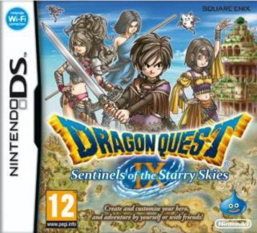Dragon Quest: Hüter des Himmels (DS) für 7,00 € @ Zavvi