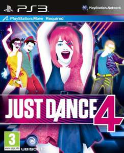 Just Dance 4 für 17,83 € (Wii/PS3/Xbox) @ TheHut