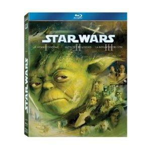 Star Wars Saga 1-6 (Blu-Ray) für ~50€ @Amazon.es - nur englisch