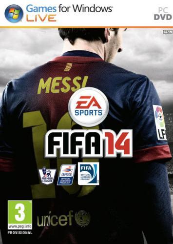 FIFA 14 für 40,79 € (PC) und 46,62 € (PS3/XBOX 360) vorbestellen @Zavvi