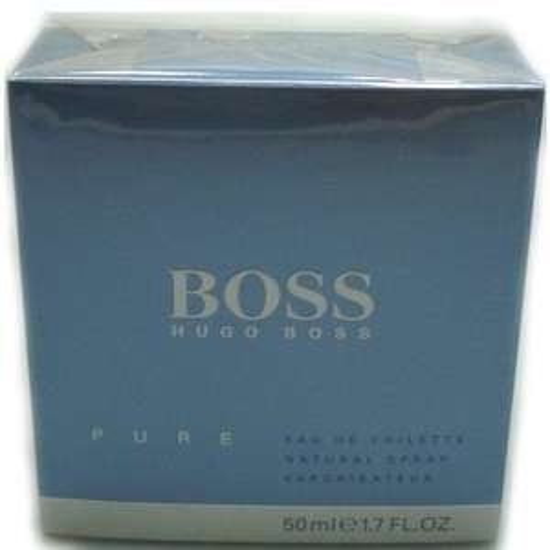 Hugo Boss Pure für Männer - Eau de Toilette (50ml) für 18,50€ zzgl. Versand 3,90€ @Amazon Marketplace