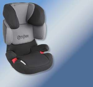Penny (Region Hannover): CYBEX Auto-Kindersitz SOLUTION X-fix in COAL BLACK für nur 99,99 Euro