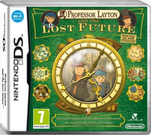 Professor Layton und die verlorene Zukunft (Nintendo DS) für 6,98 € @ Zavvi