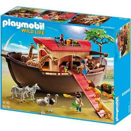 PLAYMOBIL 5276 - Große Arche der Tiere für 29,99 EUR inkl. Versand @ Amazon.de