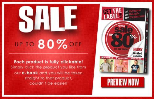 Sale bis 80% bei getthelabel.com, VK 6€, ab 100€ Bestellwert VKfrei (u.a. Bench, Eastpack, Puma)