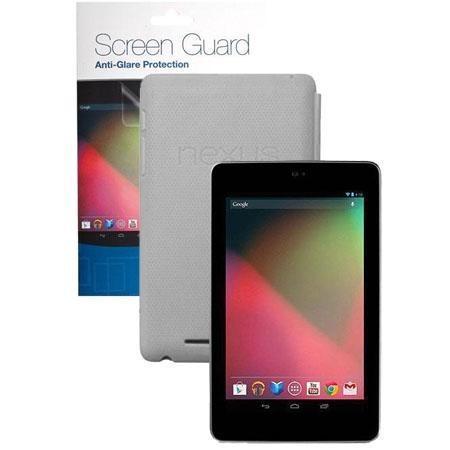Nexus 7 32GB mit Hülle und Schutzfolie