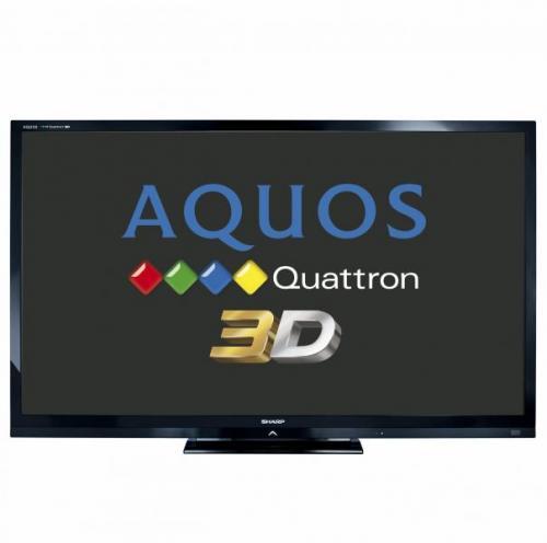 Sharp 70LE835E 70? 3D Fernseher mit 177cm Bilddiagonale @ebay
