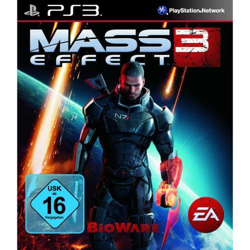 Mass Effect 3 PS3 @Amazon.de (evtl. 3€ Versand)