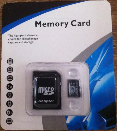 Micro SD 64 GB Memory Card - Class 10 für nur 29,99 EUR inkl. Versand