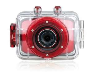Outdoor Easypix GoXtreme Race Action HD-Camcorder inkl. 16GB class10 microSDHC