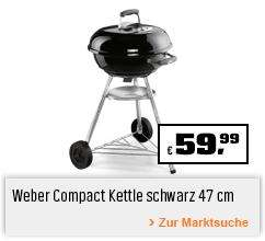 [Offline] Weber Compact Kettle 47cm @OBI