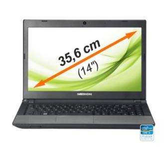 Ultrabook von Medion für 499,00 inkl. Versand als Tagesangebot bei plus.de