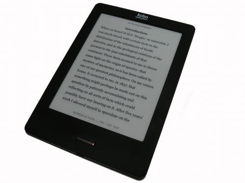 Kobo Touch eBook Reader für 69,- EUR inkl. Versand