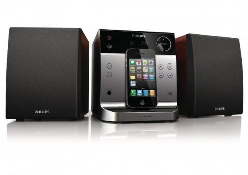 Philips DCM129 CD MP3 Microsystem mit Dockingstation für 49,99€ (34,04€ für Neukunden) @ Otto