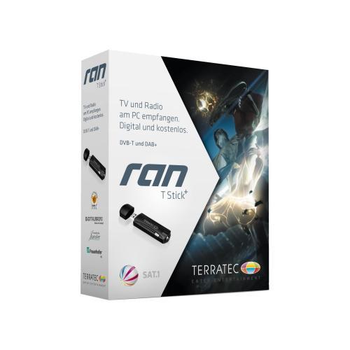 TERRATEC RAN-T Stick+ DVB-T - DAB - DAB+ Stick USB 2.0 auf Amazon für 17,99