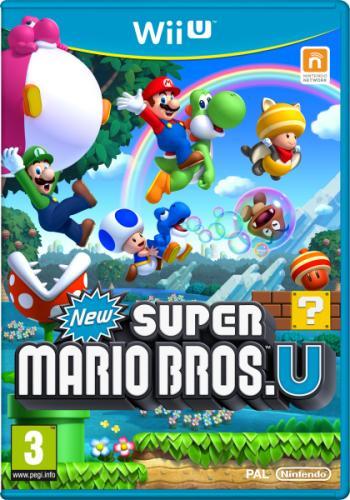Nintendo Wii U - New Super Mario Bros. U für €31,66 [@Zavvi.com]