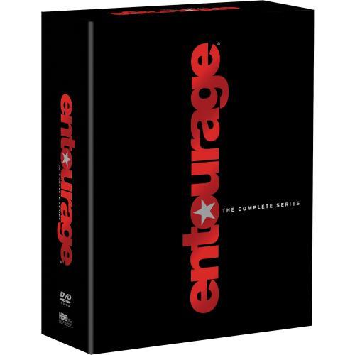 Entourage Komplett Box Staffel 1 - 8 [23 DVD] Amazon.it    *Englisch*