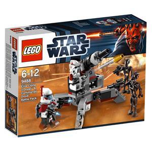 LEGO Star Wars 9488 - ARC Trooper & Commando Droid Battle PackLEGO