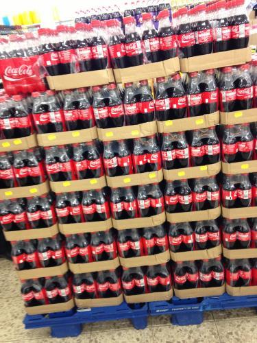 (Loka OWL Magowsky Sonderposten) Coca Cola 0,33L PET Flasche 0,29 Cent plus Pfand