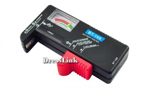 Batterietester (3 Varianten) zum Schnäppchenkurs ab 1,71€ @ Ebay HK
