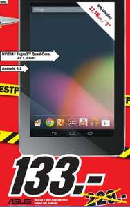 [ MM Heppenheim ]  ASUS NEXUS 7 8gb Pad Brown Tablet mit Andoid  159€