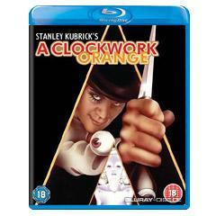 (UK) A Clockwork Orange [Blu-Ray] für 7.56€ @ Zavvi
