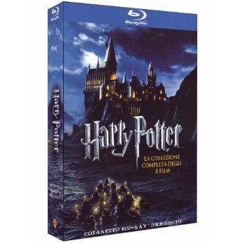 Harry Potter Komplettbox (Italia) (1-8 Disc) mit dt. Ton [Blu-Ray] auf Amazon.es