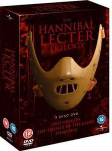 Hannibal Lecter Trilogy DVD
