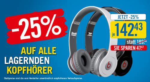 """[Österreich] -25% auf lagernde Kopfhörer beim """"Niedermeyer"""""""