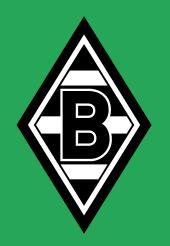 Gratis Wandtatto Borussia Mönchengladbach + 10 €