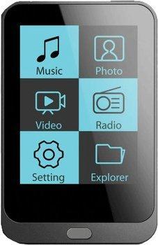 Coby MP823 8 GB - MP3-Player für 29,90 @ DC