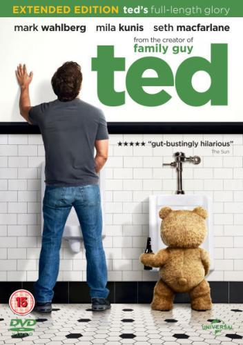 TED auf DVD + digitale Kopie für nur 5,86 EUR inkl. Versand [UK]