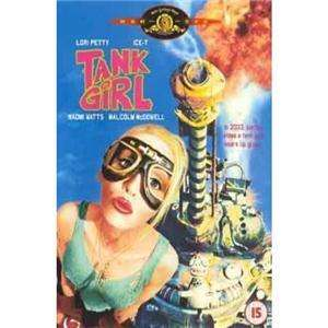 Tank Girl - DVD bei Play.com