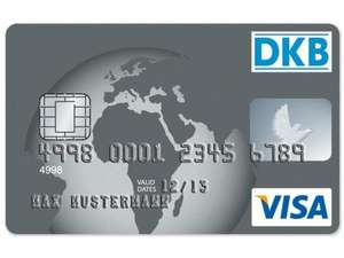 DKB Girokonto + Kreditkarte   KWK auf 50.000 Punkte erhöht   + gratis Isic student id