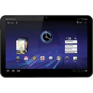 "MOTOROLA XOOM TABLET PC ANDROID 3.0 HD 1GHz 32GB WiFi 3G BLACK 10,1"" KAMERA GPS"