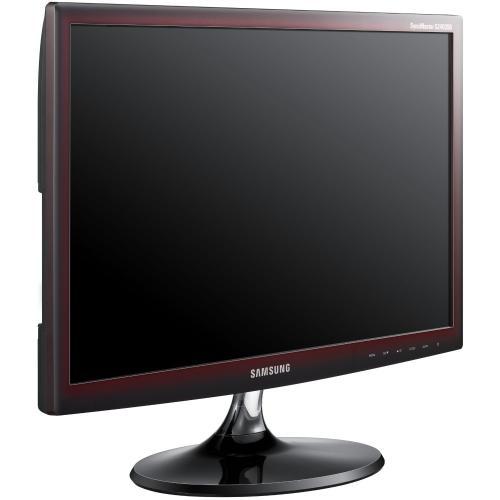 Samsung Monitor LS24B350HS/EN LED 60,96 cm (24 Zoll) widescreen TFT Energieeffizienzklasse B (HDMI, VGA, 2ms Reaktionszeit) schwarz