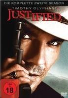 [Amazon.it] [DVD] Justified Staffel 2