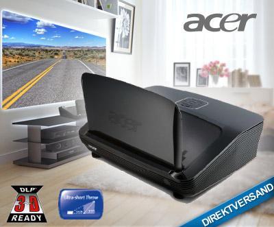 Acer U5200 Kurzdistanz 3D Beamer @ Dailydeal