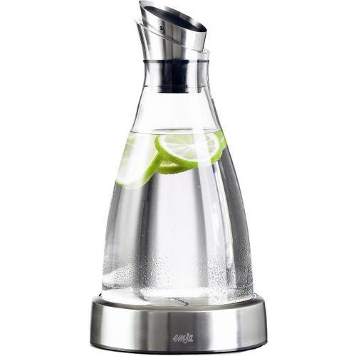 Emsa Flow Wasserkaraffe mit Kühlstation für 22,95€ frei Haus bei shoppingfever.de