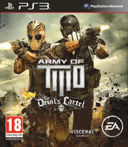 XBox360/PS3 - Army of Two: The Devil's Cartel für €28,46 [@Zavvi.com]