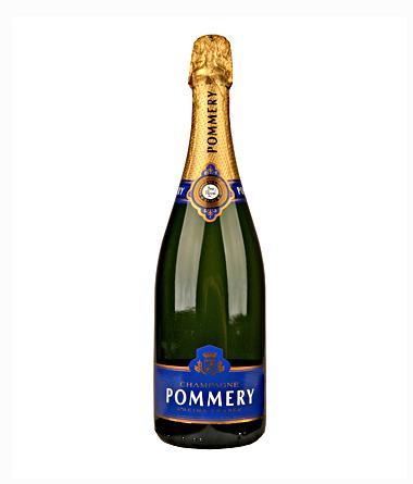4 Flaschen Pommery Champagner Brut royal für 89,60