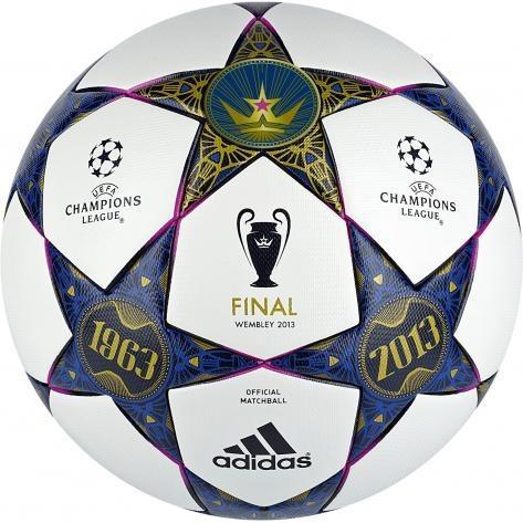 Adidas Fussball CL Matchball Finale Wembley 2013