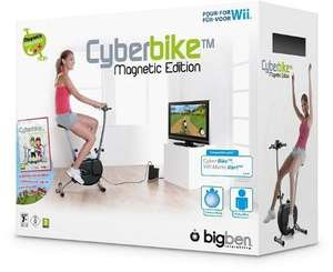 """Nintendo Wii Cyberbike """"Magnetic Edition"""" inkl. Fahrrad @ Amazon WHD ab €57,65"""