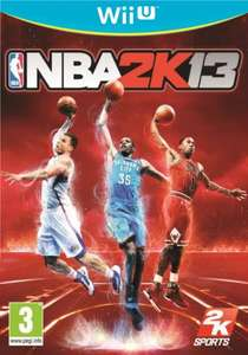 Nintendo Wii U - NBA 2K13 für €17,78 [@Zavvi.com]