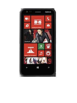 Nokia Lumia 620 mit Prepaid-Tarif CallYa Smartphone Fun S für 179,- € inkl. VSK