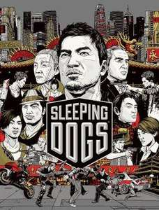 [Steam] Sleeping Dogs Limited Edition @Square-Enix