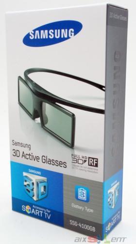 2 x Samsung SSG-P4100/GB/XC 3D-Active-Shutter-Brille für 9€ (3€) statt 39,98€.