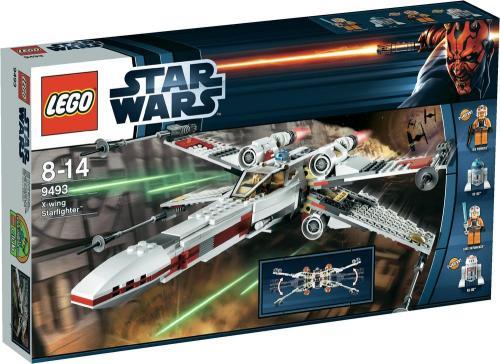 Diverse LEGO StarWars Sets günstig bei Voelkner z.B. X-wing Starfighter für 46,70 Euro