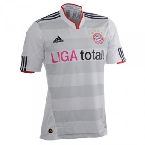 [Bild Shop] Adidas FC Bayern München Auswärts Trikot 2011/2012